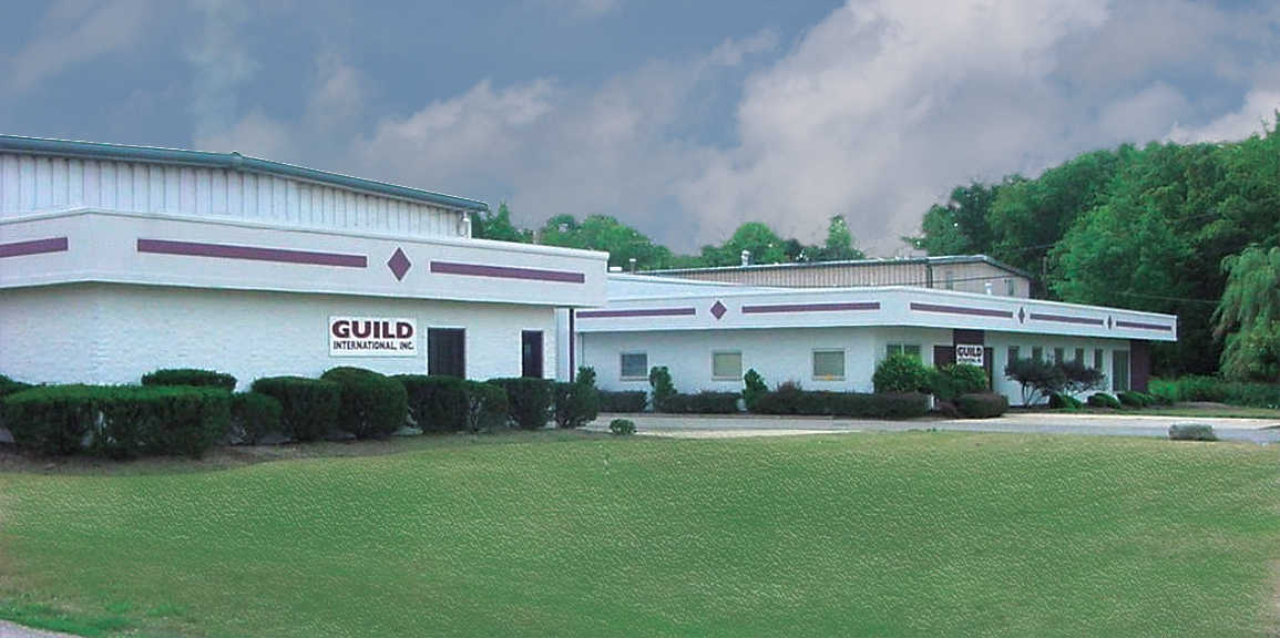 Corporate offices and manufacturing plant of Guild International